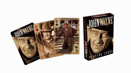 Baraja de Poker de John Wayne