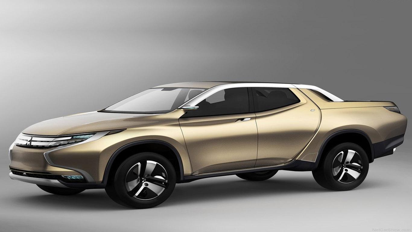 Geneva Motor Show 2013 Mitsubishi Concept Gr Hev Dream
