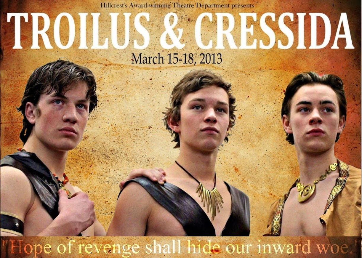 """troilus and cressida time essay Chaucer and shakespeare essay two star-crossed lovers there are many variations on the names of these lovers, but for the purpose of solidarity, they shall henceforth be referred to as """"troilus and criseyde"""" for chaucer and """"troilus and cressida"""" for shakespeare."""