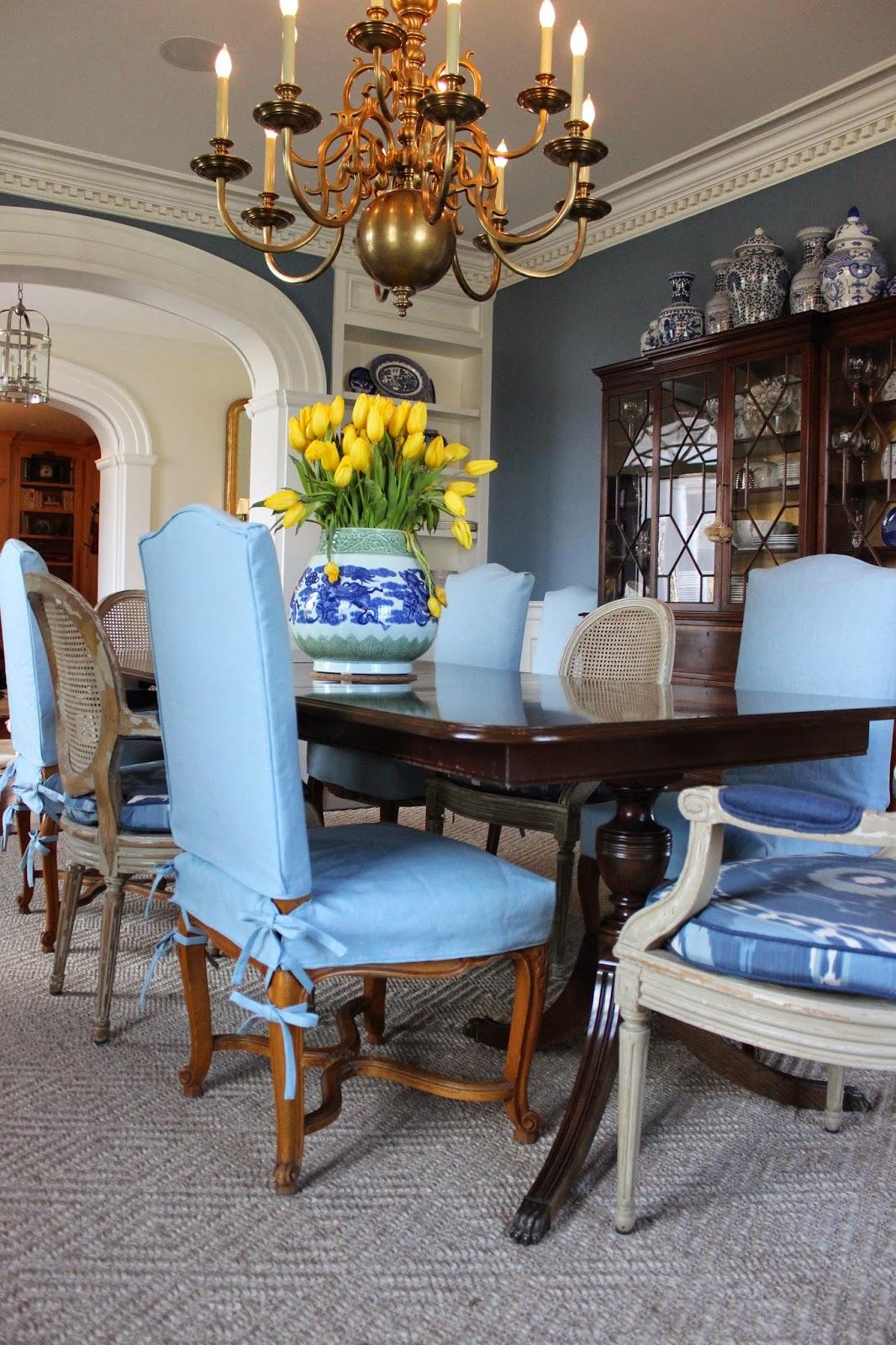 Custom dining room chair
