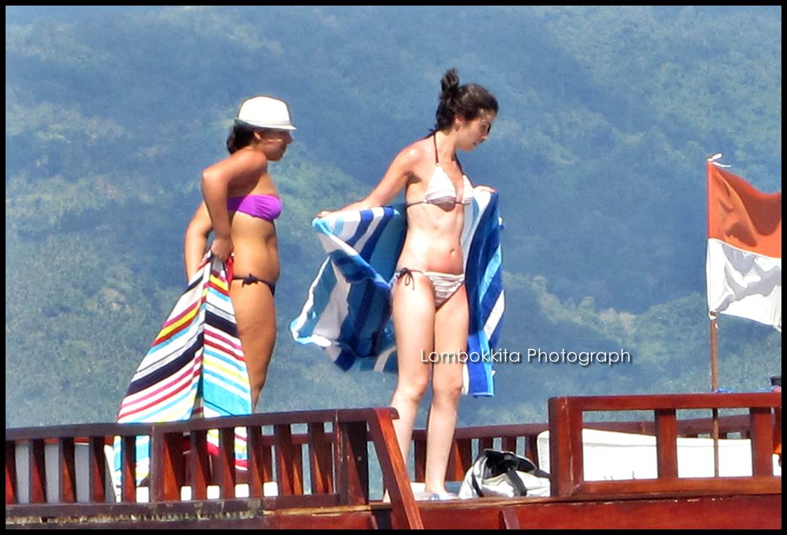 Berjemur Di Bali