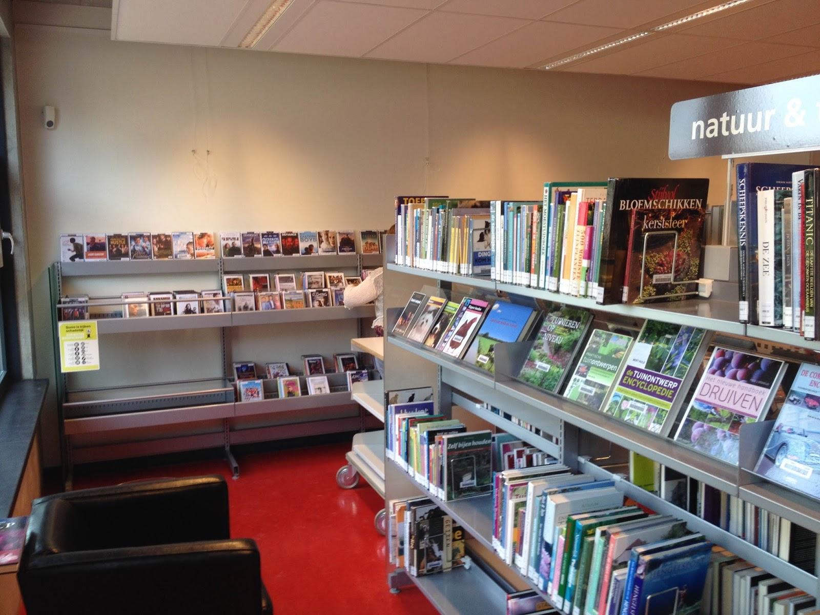 Bosgroet 4 de eerste verhuisbeweging - Muur bibliotheek ...