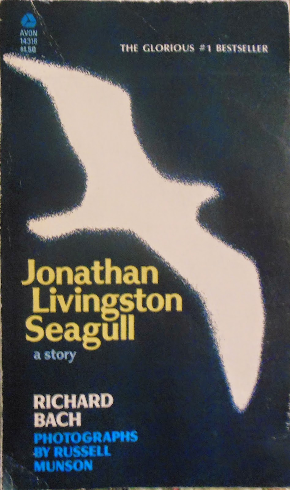 an analysis of jonathan livingston seagull by richard bach Richard bach has 54 books on goodreads with 362937 ratings richard bach's most popular book is jonathan livingston seagull.