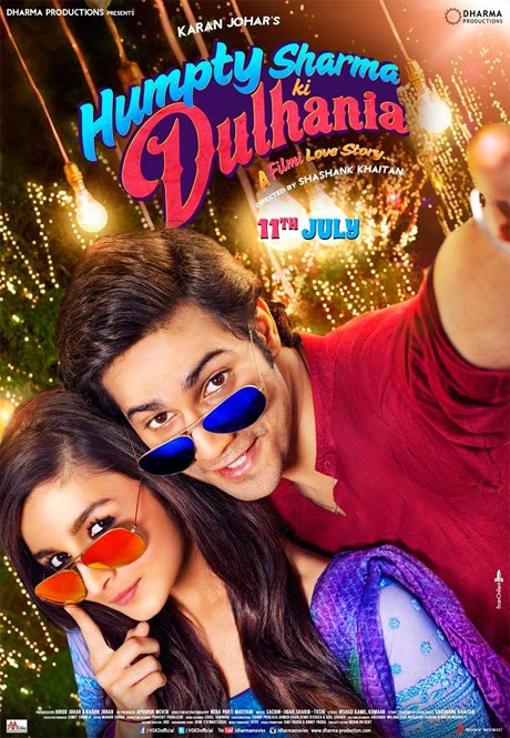 Humpty Sharma Ki Dulhania (2014) DVDScr Full Movie