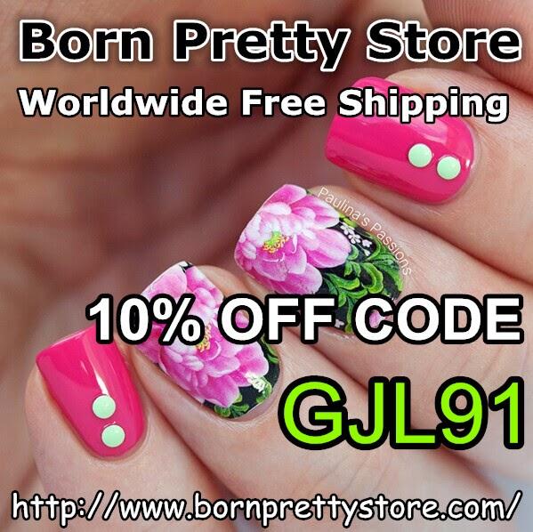 Código Descuento Born Pretty Store!