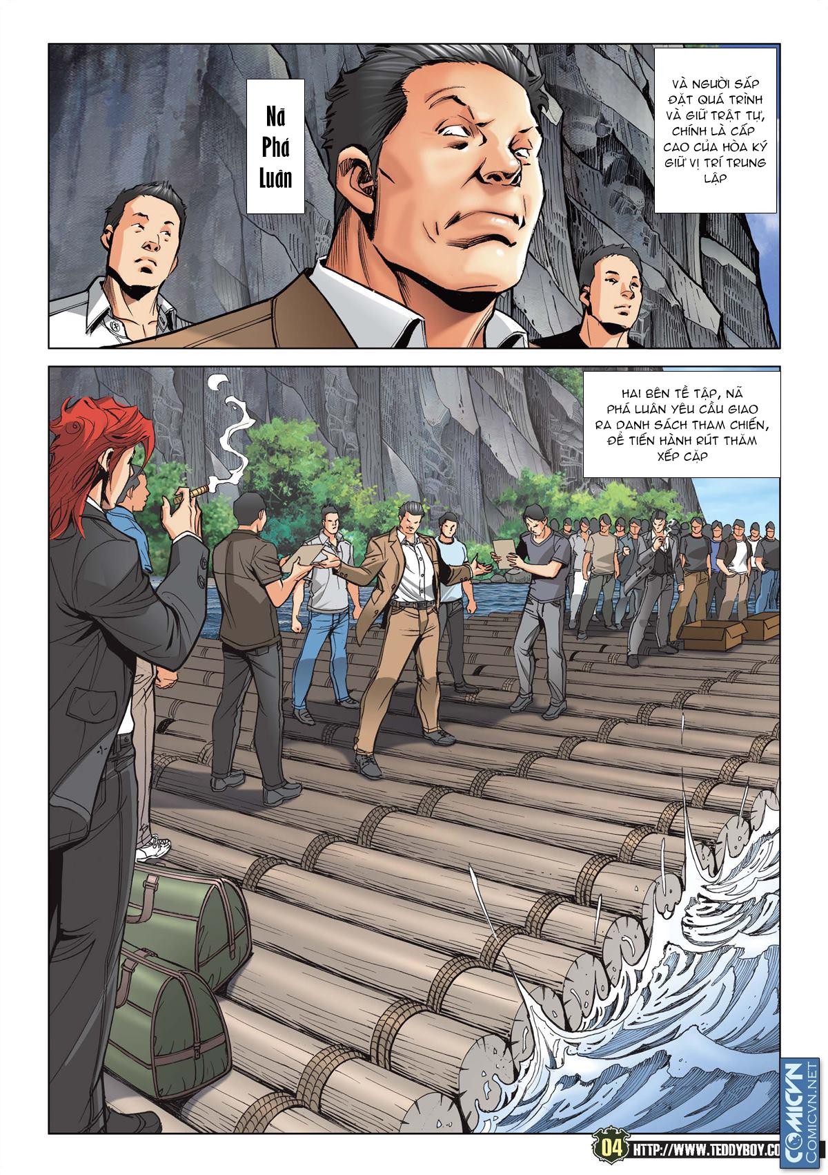 Người Trong Giang Hồ Chap 2131 - Next Chap 2132