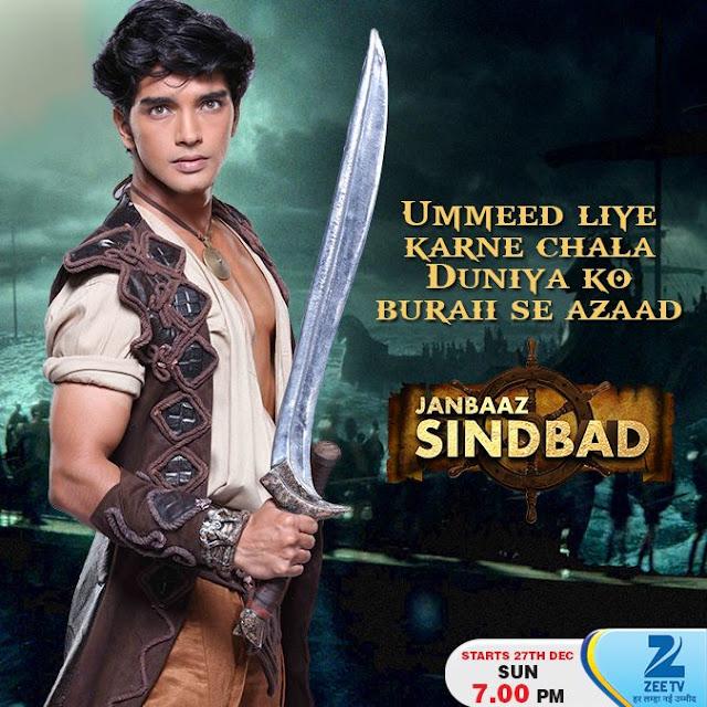 Upcoming 'Janbaaz Sindbad' Zee Tv  Serial Wiki Story,StarCast,Title Song,Timing,Pics