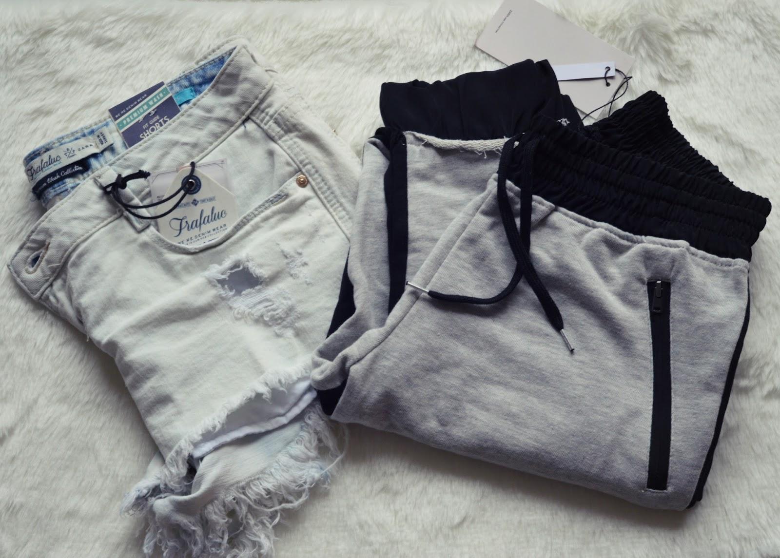 tokyo shopping haul zara clothes