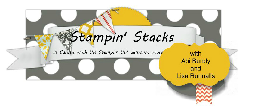 Stampin' Stacks with Stampin' Up!