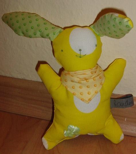 Nox unikata babyspielzeug kuscheltiere selber nähen hase