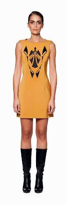 baskılı sarı renk elbise, kısa elbise