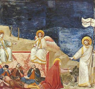 Giotto  - Resurrezione