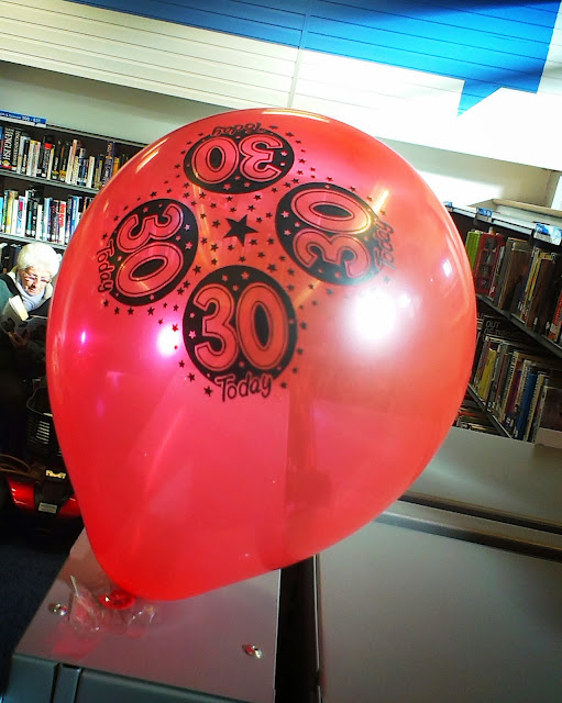 Midsomer Norton Library 30th Birthday Celebrations