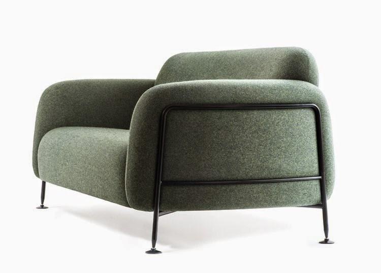 mega sofa designed by chris martin for massproductions. Black Bedroom Furniture Sets. Home Design Ideas