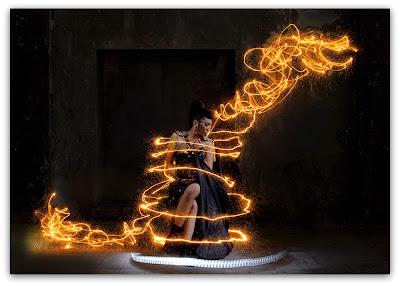 Игры с огнем: в плену огненного дракона