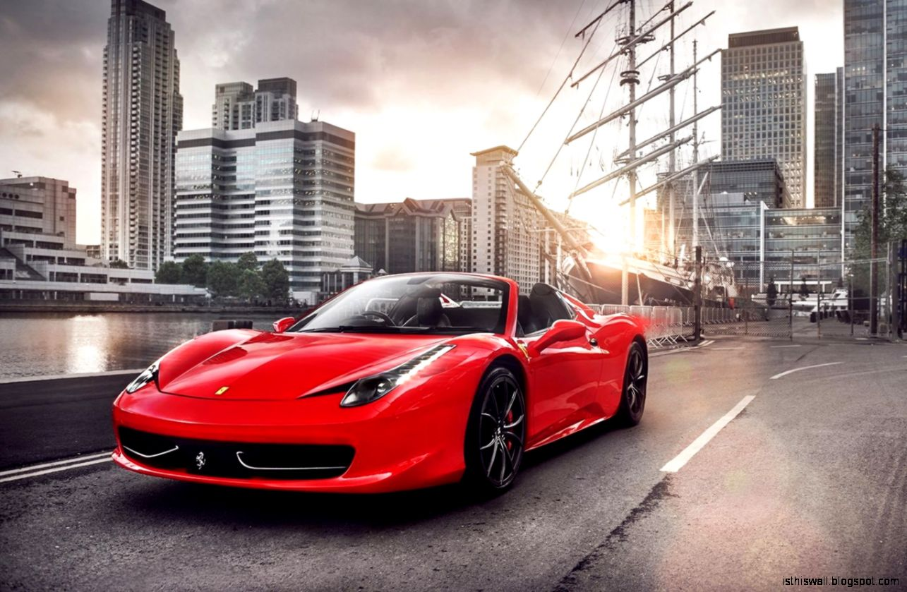 Ferrari 458 Wallpaper  Full HD Pictures