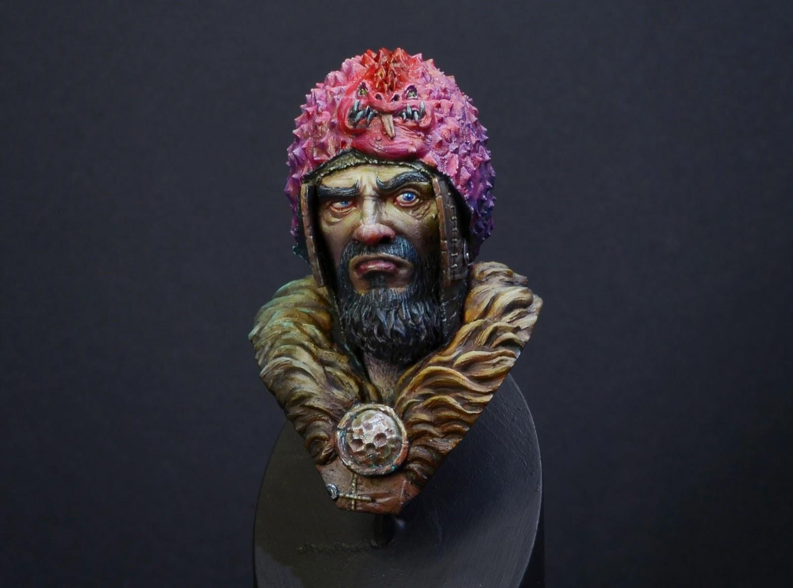 Massice Voodoo: Step by Step: Dragon Priest
