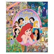 Disney Princess Book Scans