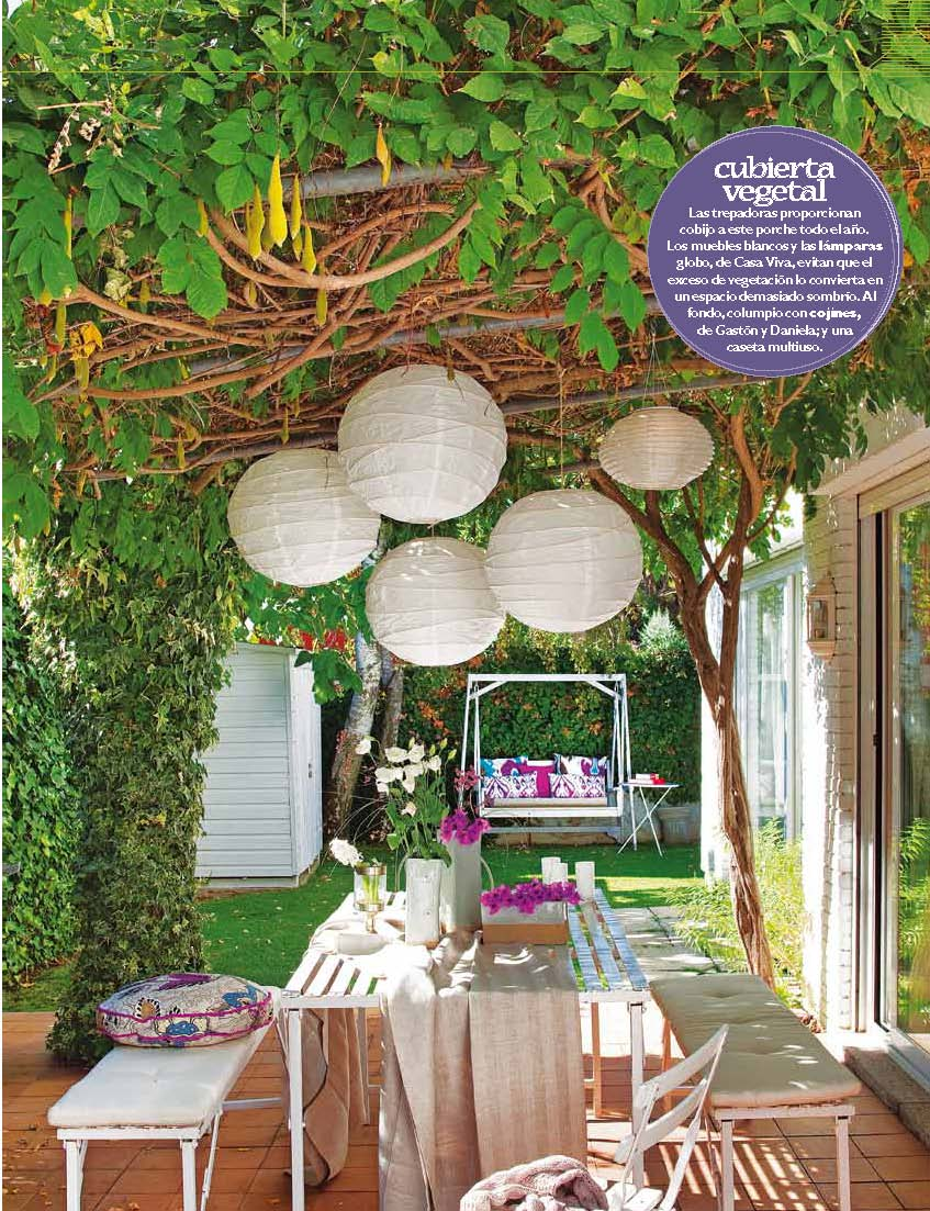 Missjardin ideas decorar jardines balcones terrazas for Ideas para decorar terrazas y balcones
