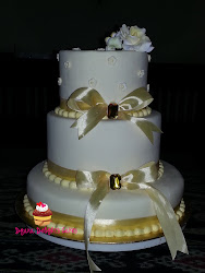 STACKED CAKES 3 TIER