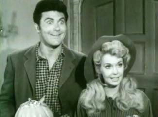 Jethro Bodine and Ellie May Clampit