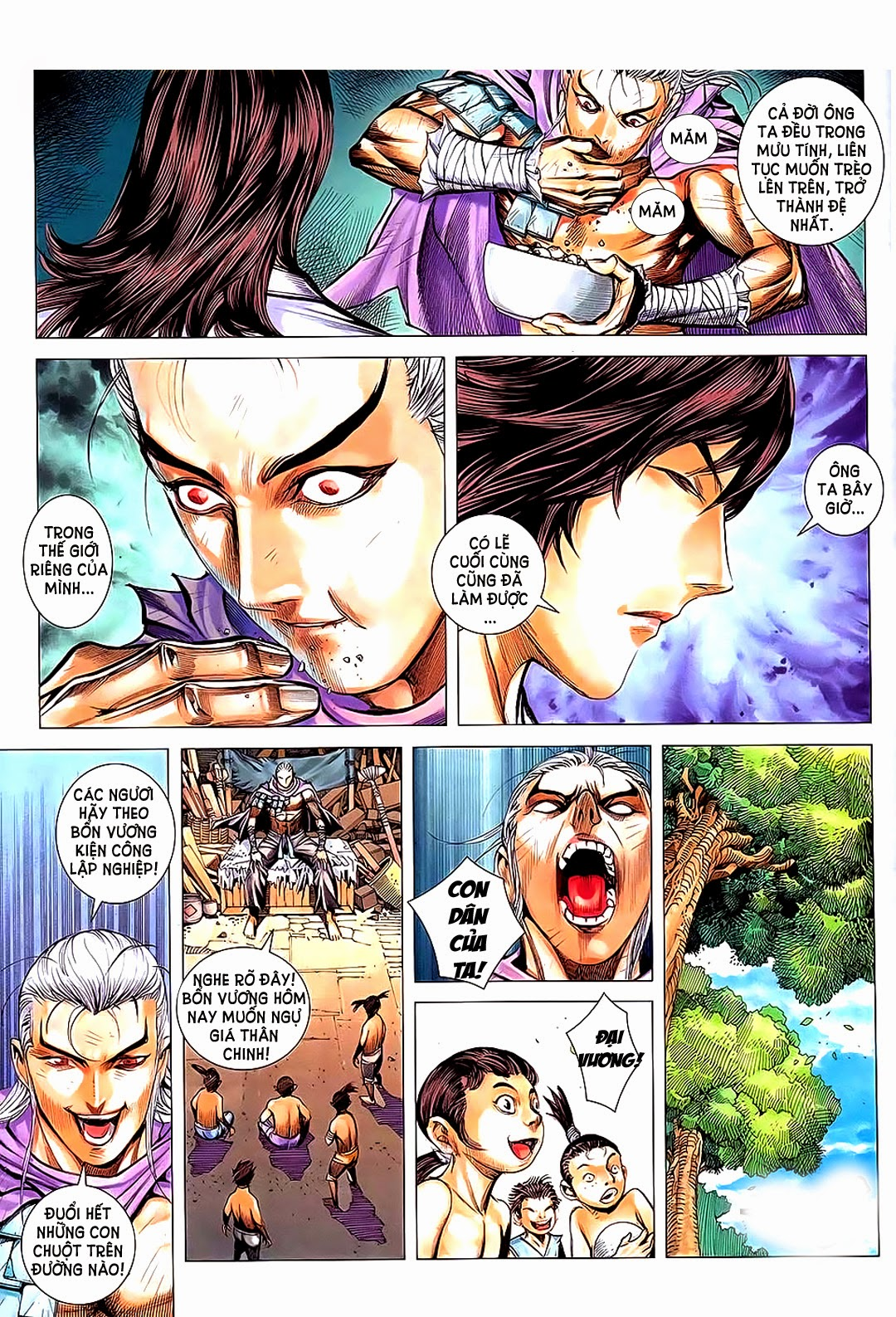 Phong Thần Ký chap 182 – End Trang 7 - Mangak.info