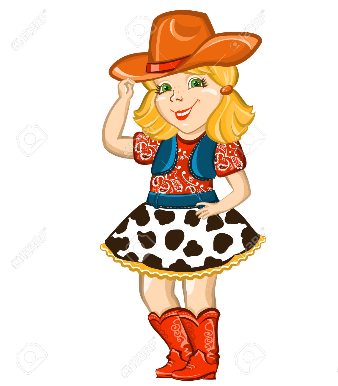 cartoon cowgirl Pictures, Images & Photos | Photobucket