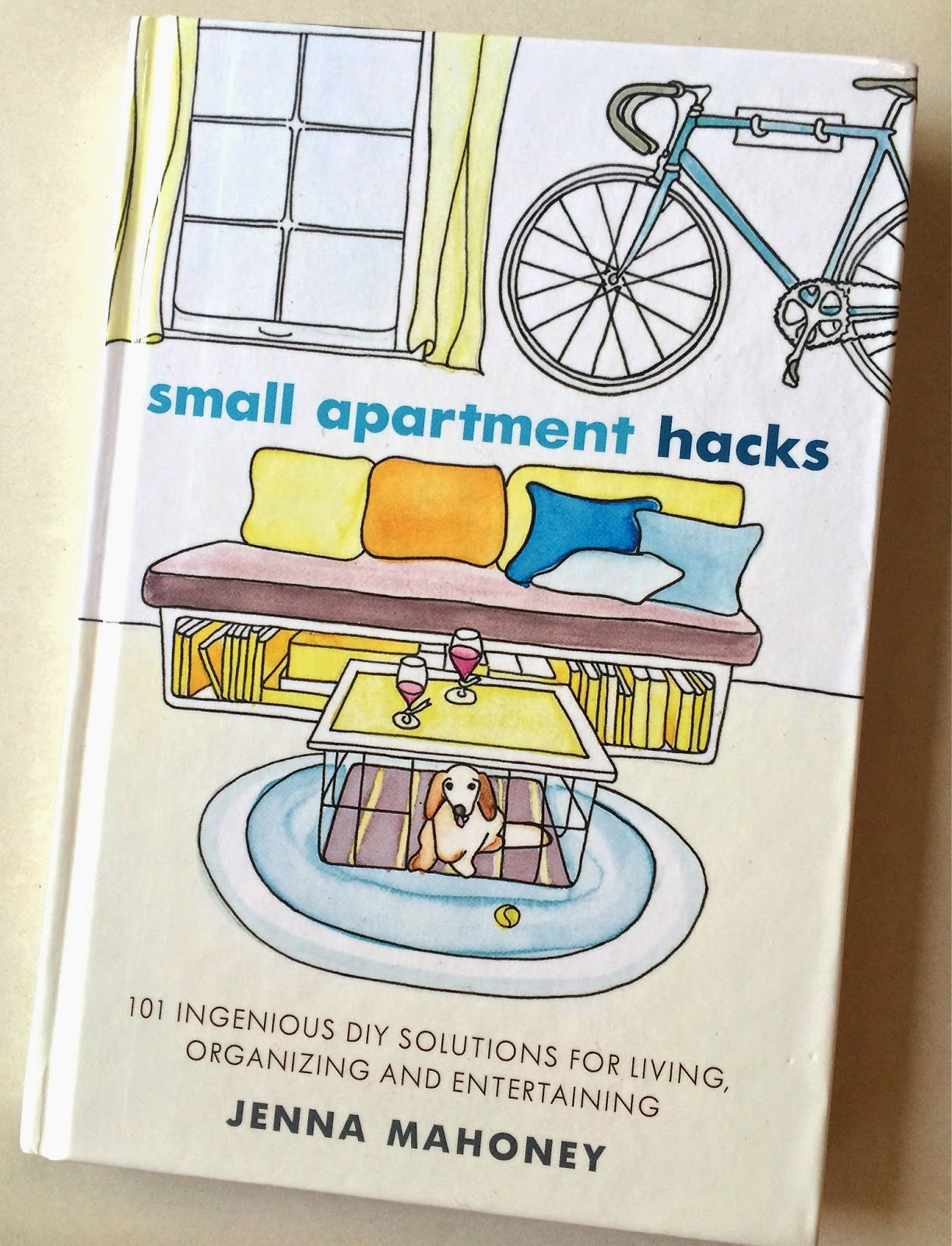 a good book to read small apartment hacks markova design. Black Bedroom Furniture Sets. Home Design Ideas