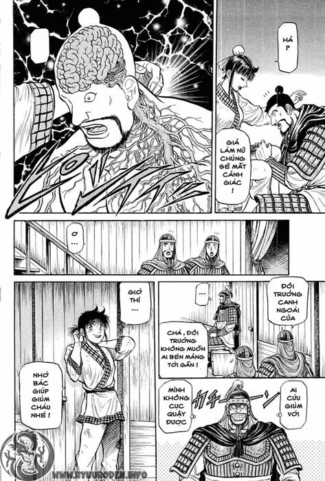 Chú bé rồng-Ryuuroden chap 37 Trang 27 - Mangak.info