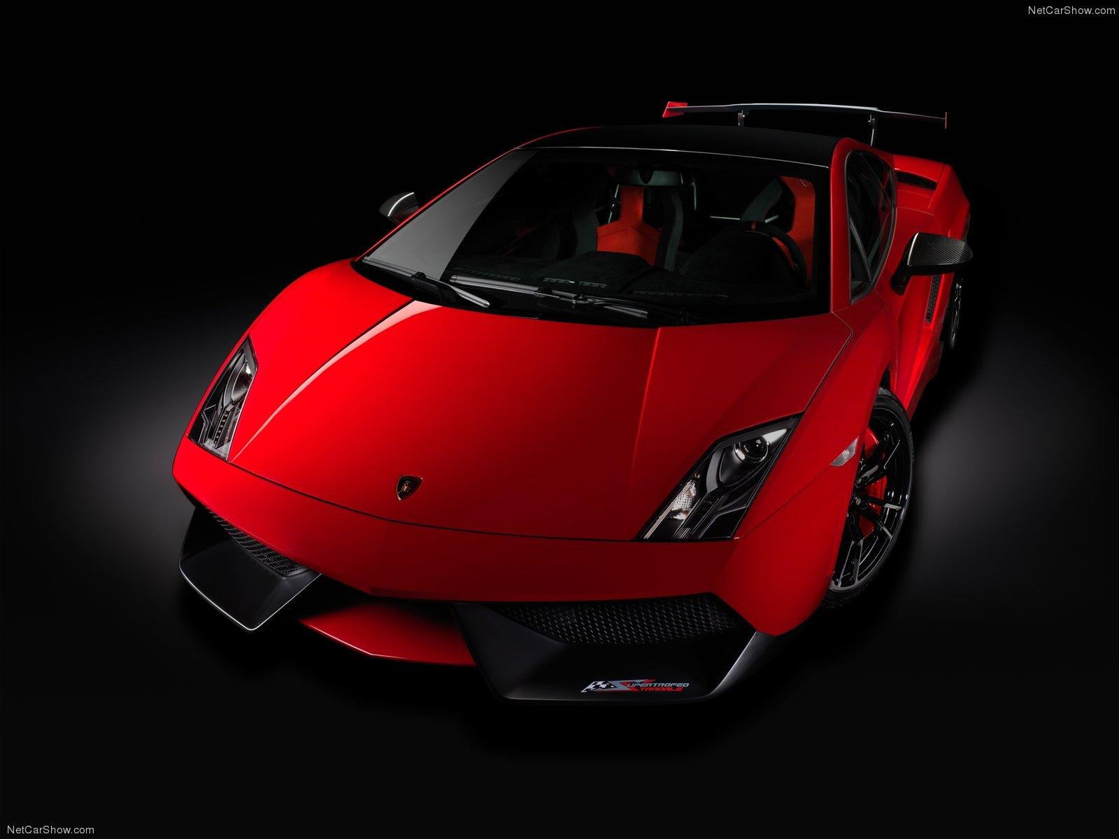 Hình ảnh siêu xe Lamborghini Gallardo LP570-4 Super Trofeo Stradale 2012 & nội ngoại thất