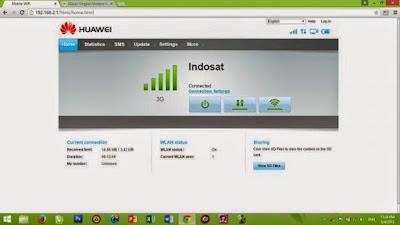 Cara Merubah WEB UI Bolt E5372s Menjadi WEB UI Huawei Agar Bisa SMS