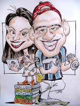 Caricaturas Clao Santos