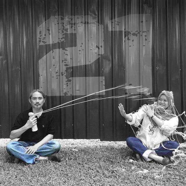 Gambar Ulang Tahun Perkahwinan Uncle Gedek Yang Unik