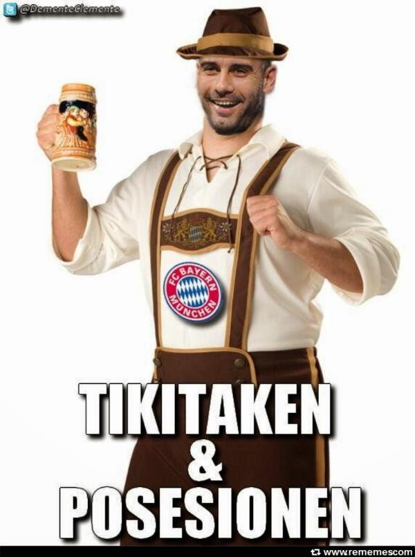 Pep Guardiola: Humor, cachondeo, bromas, chorradas, whatsapp, chistes, guasa y memes.