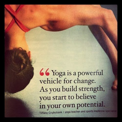 yoga quotes about change - photo #1