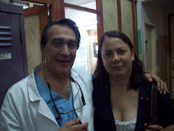 Con el Dr Hector Lanza