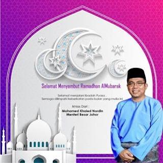Jadual Waktu Berbuka Puasa Dan Imsak Untuk Negeri Johor 2013