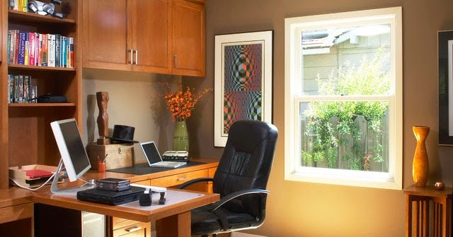Beautiful Home Office Organization Home Decor