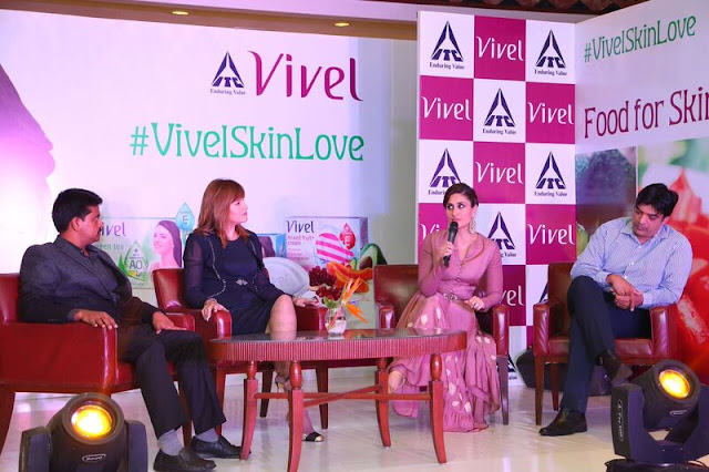 ITC Vivel Skin Love Bloggers Meet Kareena Kapoor
