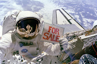 space sale