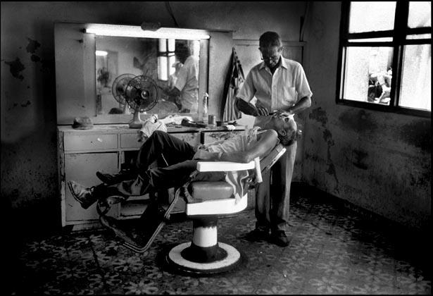 Footprince of God: Barber Shop