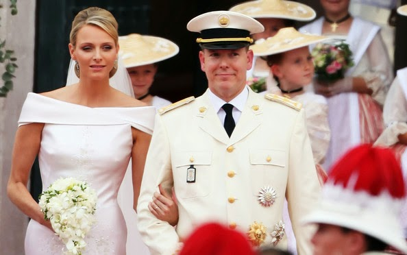 Prince Albert II Monaco Royal Wedding Religious