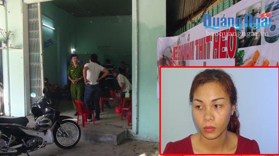 TP Quảng Ngãi Bắt đối tượng bán ma túy tổng hợp