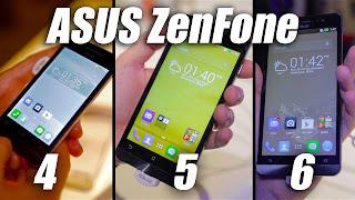 Cara Rot Handphone Asus Zenfone 4,5,6