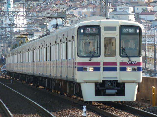 京王電鉄 回送4 9000系