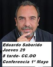 Eduardo Saborido !! Sindicalista