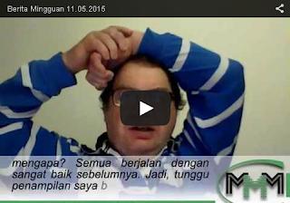News Update Berita Mingguan MMM Mavrodi Indonesia Tanggal 11 Mei 2015
