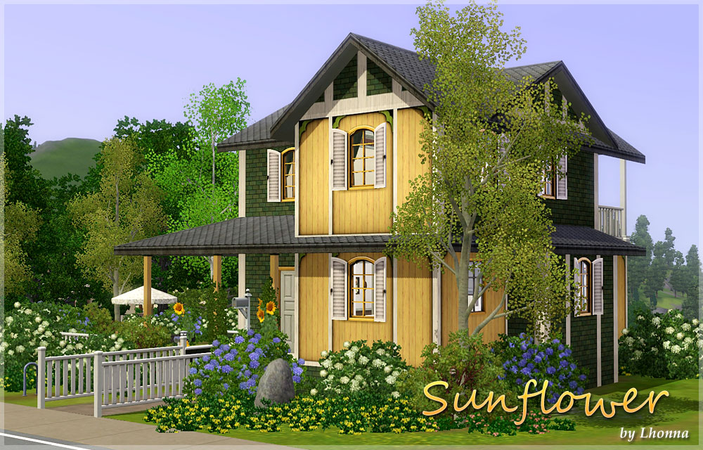smart placement sims 3 small houses ideas