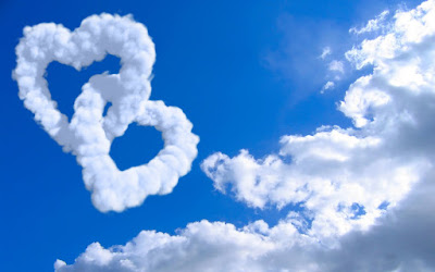 Cloud Endless Love Wallpaper