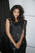 Actress Bhanu Hot photos in black-thumbnail-20